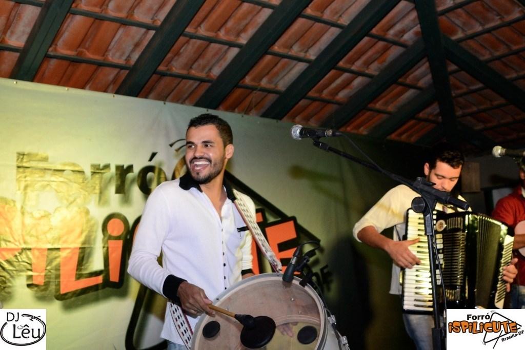 Carlim Alves no forró do Ispilicute Brasilia/DF