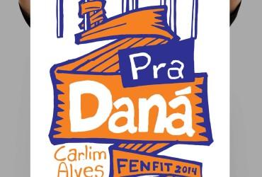 Amor pra daná - Carlim Alves