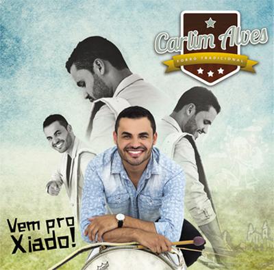 Capa CD – Carlim Alves 2017