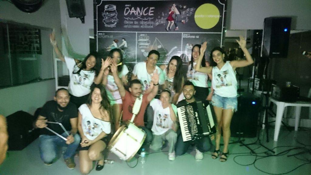 Pre-lançamento Xiado no Ponto da Dança