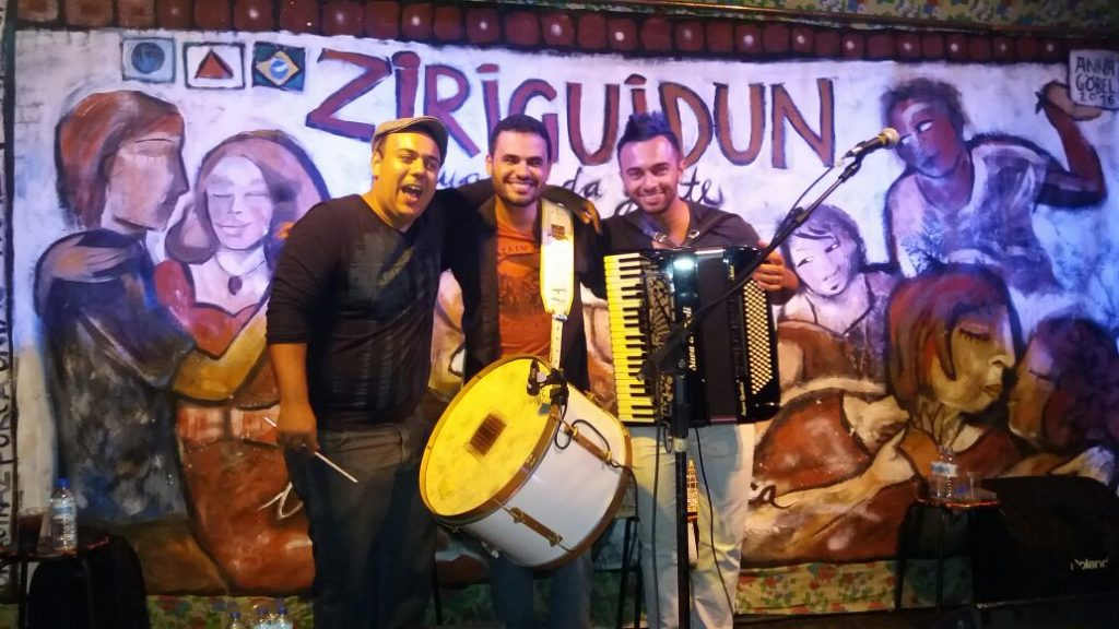 Pré-Lançamento CD Vem pro Xiado Ziriguidun BH